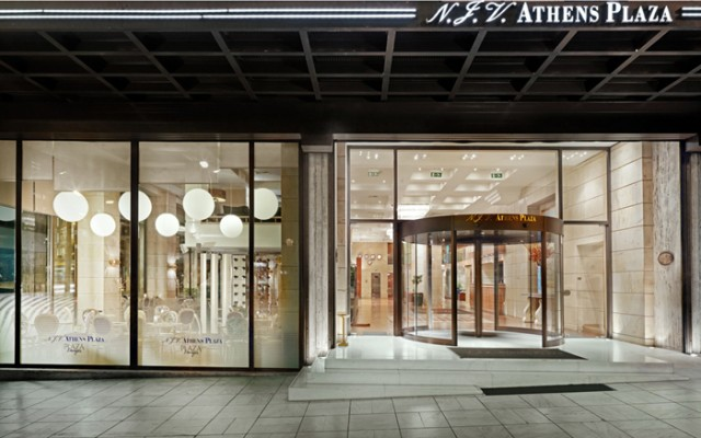 Image result for athens plaza