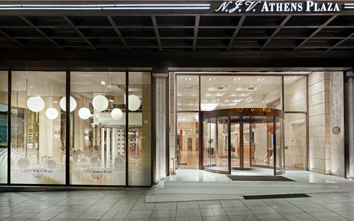 Η «ολική επαναφορά» του Athens Plaza