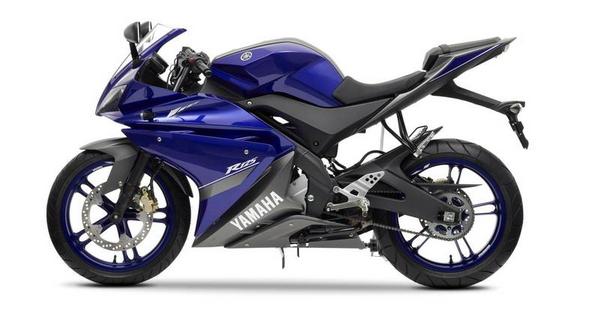 Η νέα «ονειρική» Yamaha YZF-R125