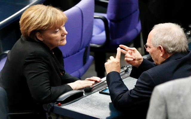 Γερμανική διαφωνία «κορυφής» για την Ελλάδα