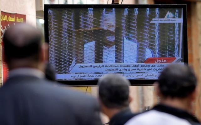 Νέες κατηγορίες σε βάρος του Μοχάμεντ Μόρσι στην Αίγυπτο