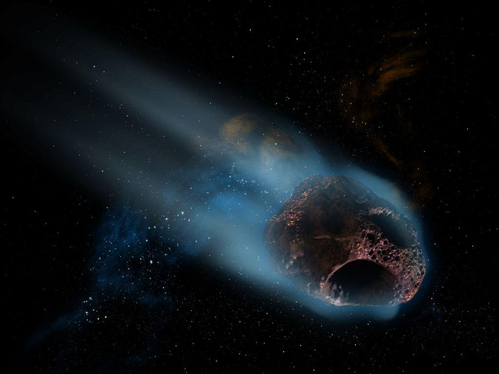 Aστεροειδής θα περάσει «ξυστά» από τη Γη τα ξημερώματα