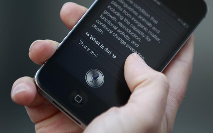 Κάνε την Siri να στέλνει e-mail