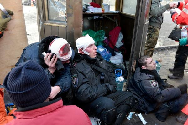 Live Εικόνα: Βίαιες συγκρούσεις ξανά στην Ουκρανία (upd.)