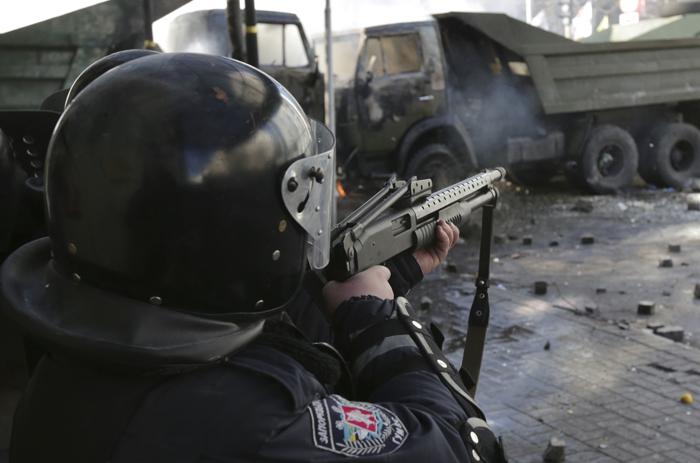 Σε εξέλιξη «αντιτρομοκρατική» επιχείρηση σε ολόκληρη την Ουκρανία