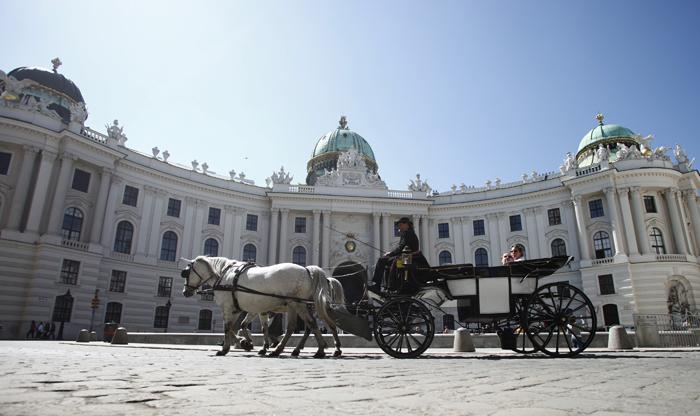 Καλύτερη πόλη για να ζεις (ξανά) η Βιέννη