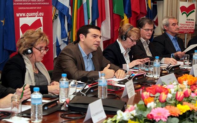 Επτά νέοι υποψήφιοι ευρωβουλευτές του ΣΥΡΙΖΑ