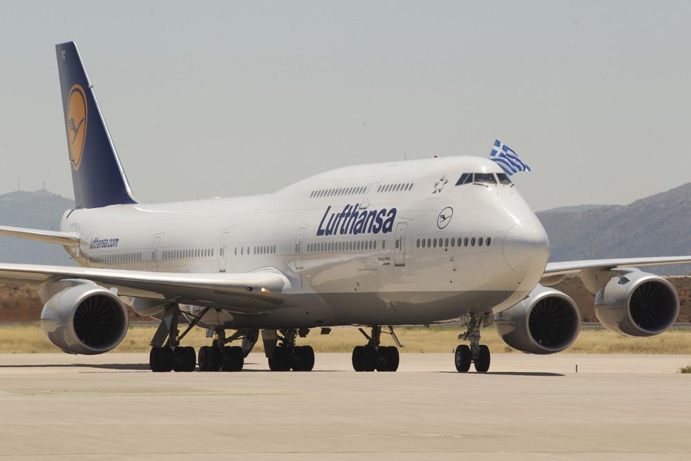 Προσωπικός κινηματογράφος στις πτήσεις της Lufthansa