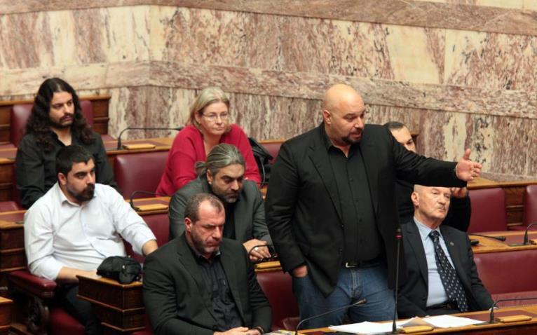 Ζητείται άρση ασυλίας για όλους τους βουλευτές της ΧΑ