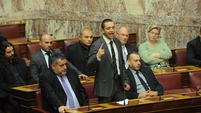 Βουλή: Χρυσαυγίτες έβριζαν όποιον έβλεπαν