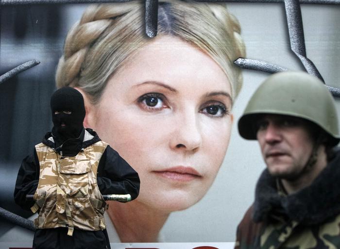 Ανοίγει ο δρόμος για την αποφυλάκιση της Τιμοσένκο