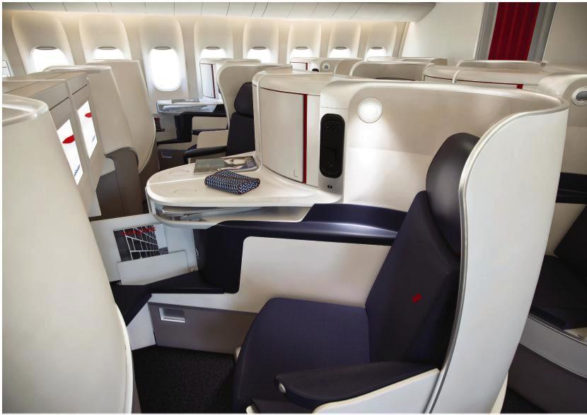 Η Air France αποκαλύπτει το νέο κάθισμά της στη Business