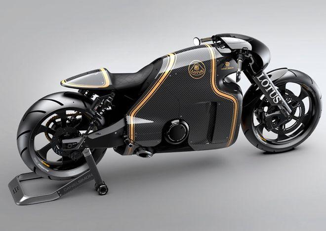 Lotus C-0: Η μηχανή από τιτάνιο και χάλυβα με τους 200 ίππους