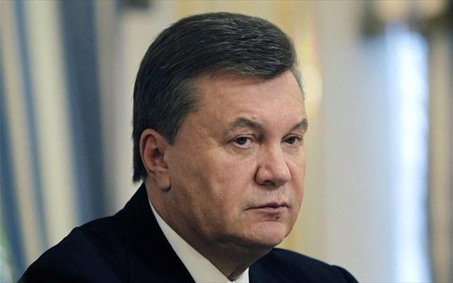Γιανουκόβιτς: «Εγώ είμαι ο πρόεδρος της Ουκρανίας»