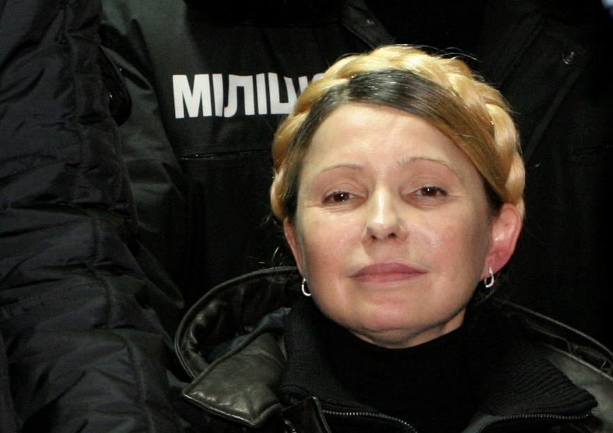 Βίντεο: Ελεύθερη η Γιούλια Τιμοσένκο
