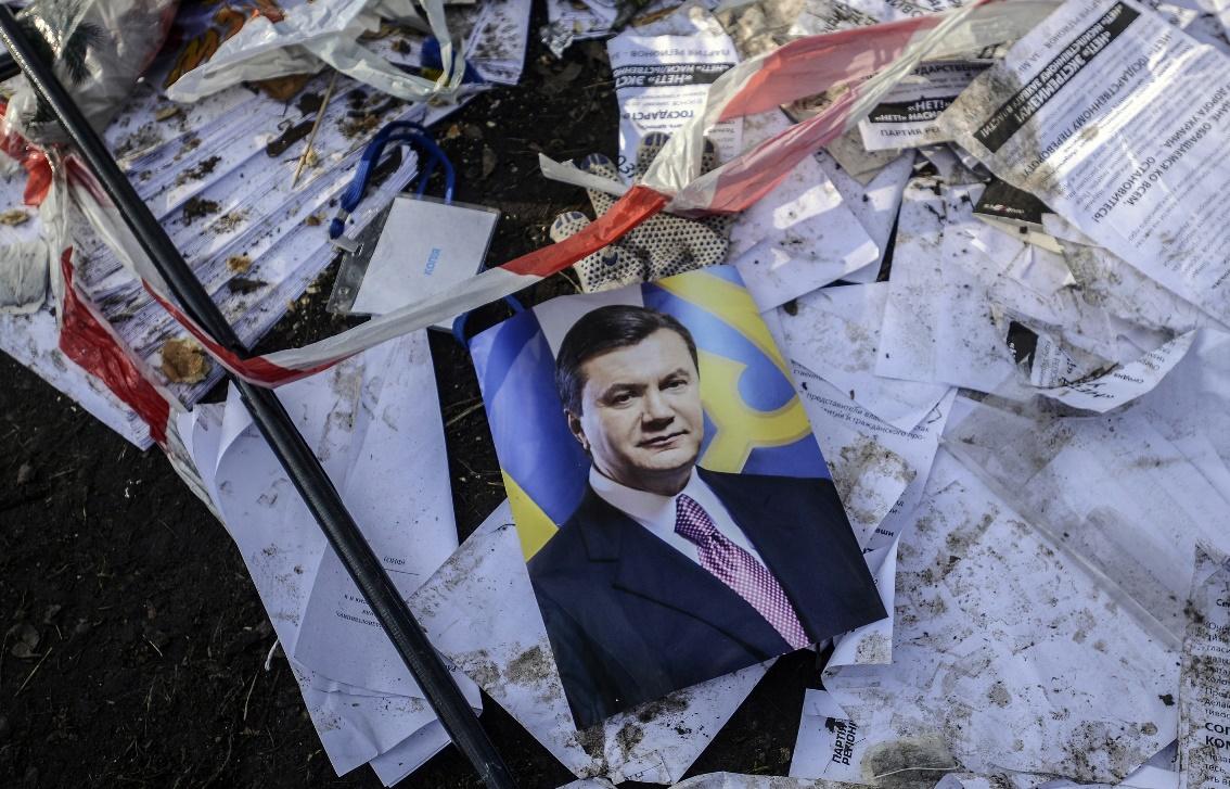 Οι επόμενοι Ουκρανοί «εθνοσωτήρες»