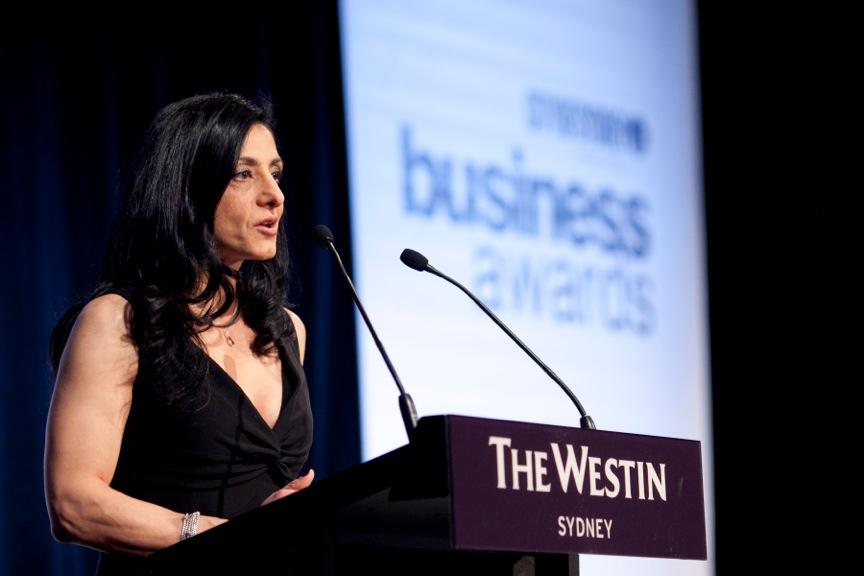 Η Ελληνίδα επιχειρηματίας που διαπρέπει στην Αυστραλία