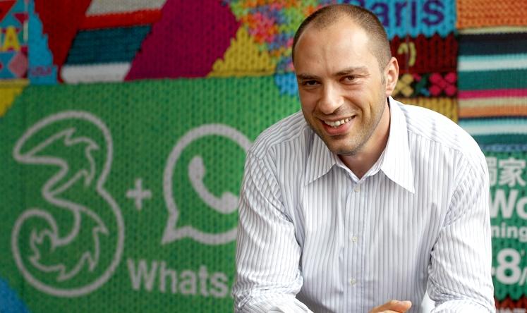 Ο μεγιστάνας του WhatsApp που κάποτε έτρωγε με κουπόνια