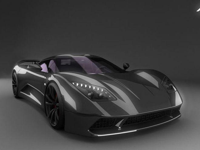 Ζητούνται επενδυτές για το supercar Akylone