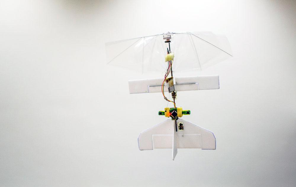 Κατασκευάστηκε το μικρότερο drone με μορφή εντόμου!