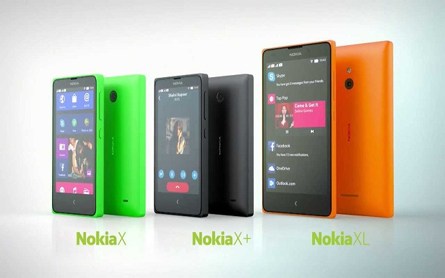 H Nokia παρουσίασε τα πρώτα της Android τηλέφωνα