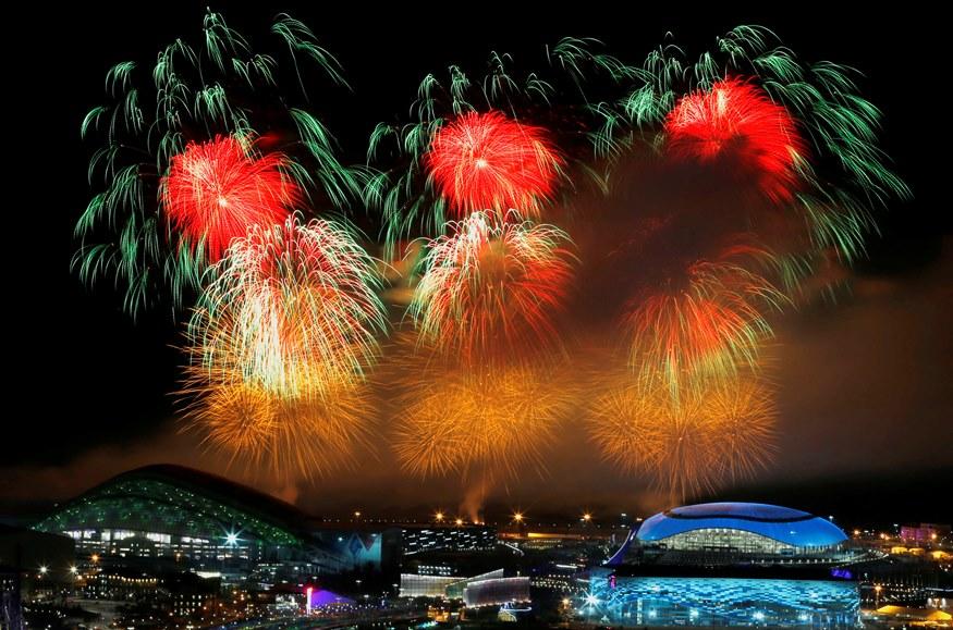 Αυλαία για τους Χειμερινούς Ολυμπιακούς Αγώνες στο Σότσι