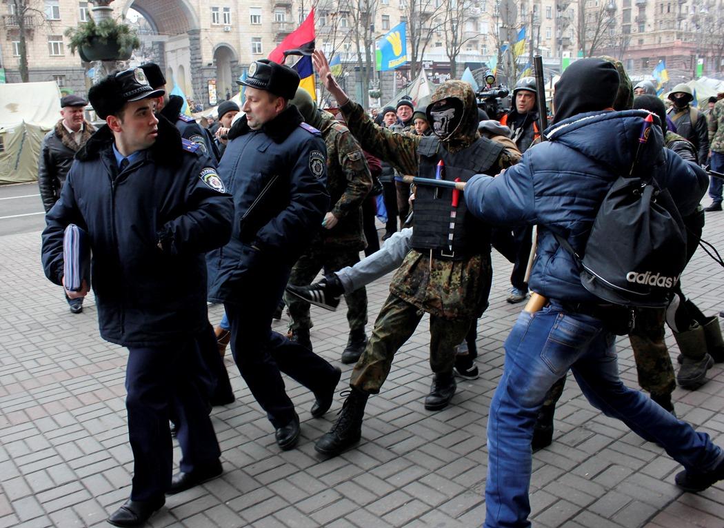 Ουκρανία: Την Πέμπτη η ψηφοφορία για σχηματισμό κυβέρνησης