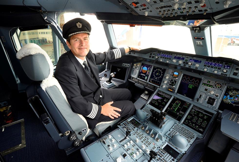 Ανεβαίνει η ζήτηση για πιλότους αεροσκαφών