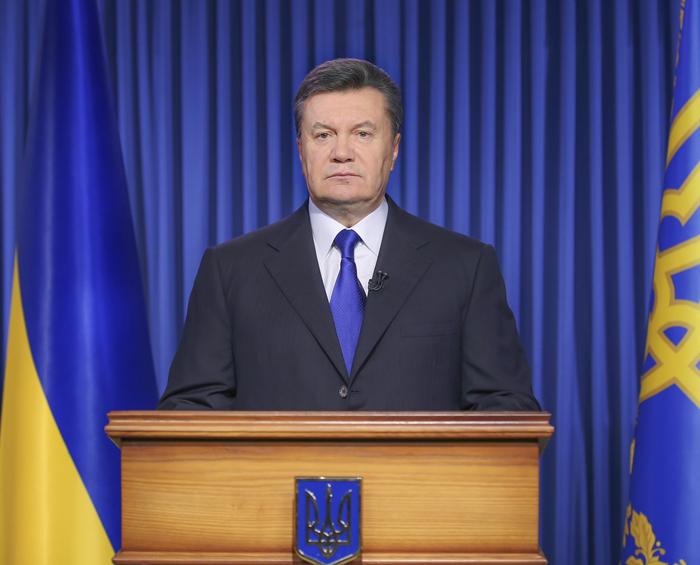 Στη Χάγη στέλνει τον Γιανουκόβιτς η ουκρανική βουλή