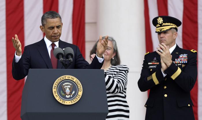 «Πρόεδρε, συρρίκνωσα τον στρατό!»