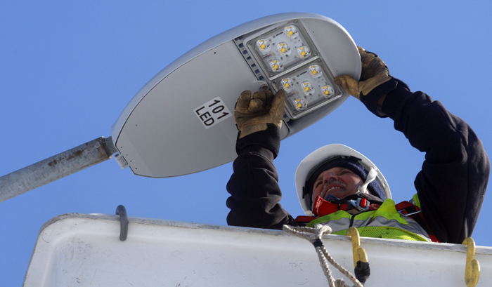 Συμμαχία Ericsson – Philips για έναν «έξυπνο» φωτισμό