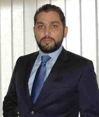 Ο Πρόεδρος και Διευθύνων Σύμβουλος της εταιρείας, Νικόλας Χαραλάμπους.