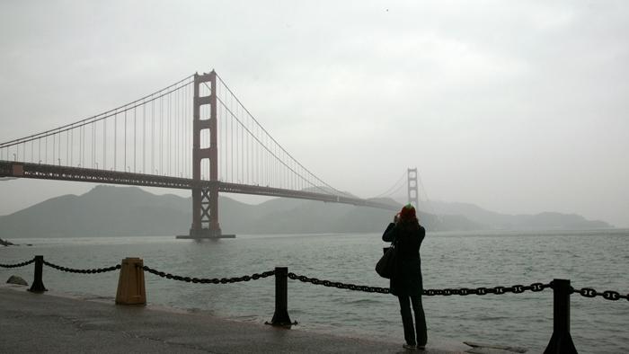Η γέφυρα των… αυτοκτονιών