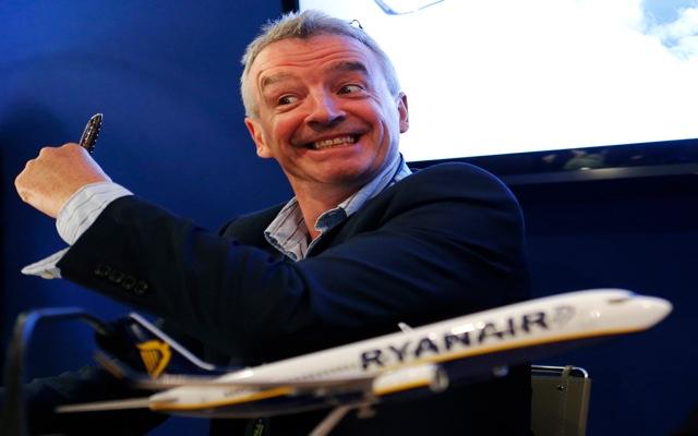 Ryanair: Πτήσεις από Ευρώπη για ΗΠΑ με δέκα ευρώ