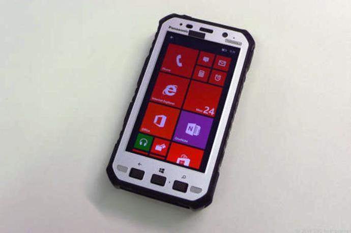 To κινητό που δεν σπάει με τίποτα