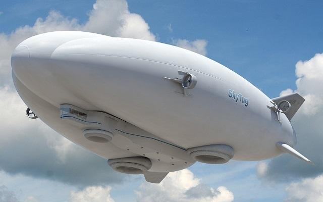 Η επιστροφή του αερόπλοιου