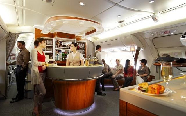 Οι καλύτερες αεροπορικές Business Class
