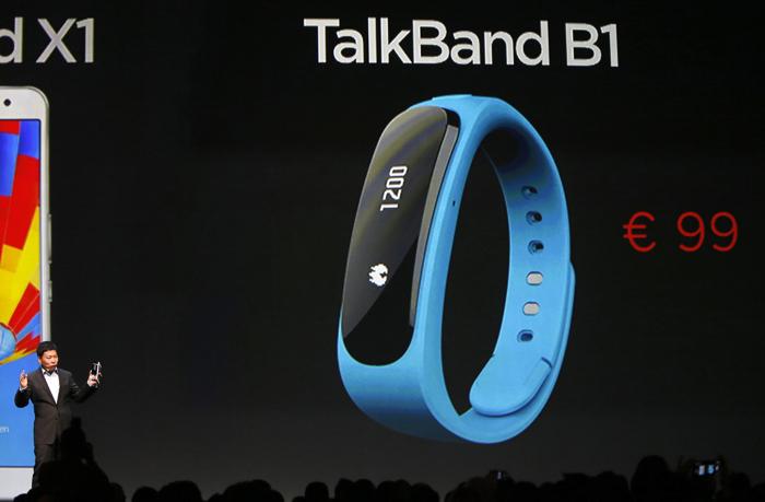 Στο «κόλπο» των smartwatch μπήκε η Huawei