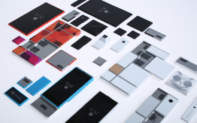 «Build your own smart phone» λέει η Google