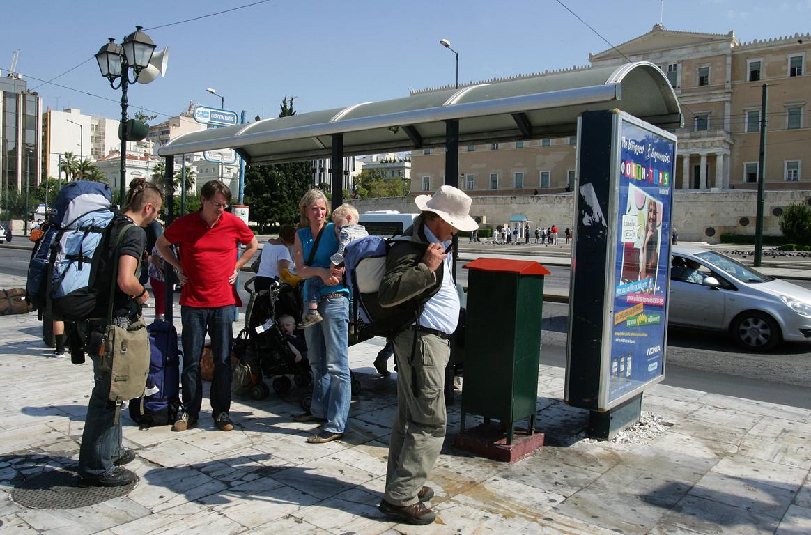 ΣΕΤΕ: Θα πιάσουμε το στόχο για 19 εκατ. τουρίστες