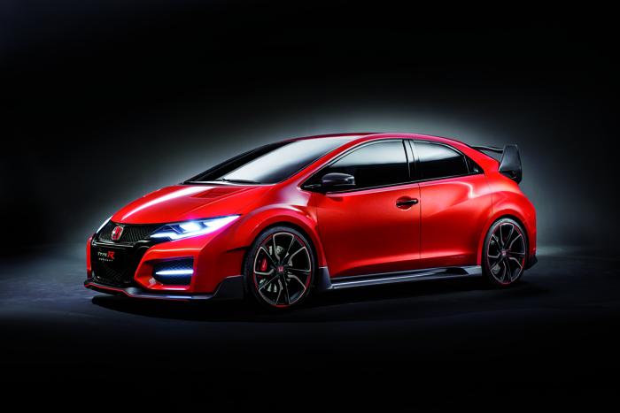 Η Honda αποκαλύπτει το Civic Type R Concept