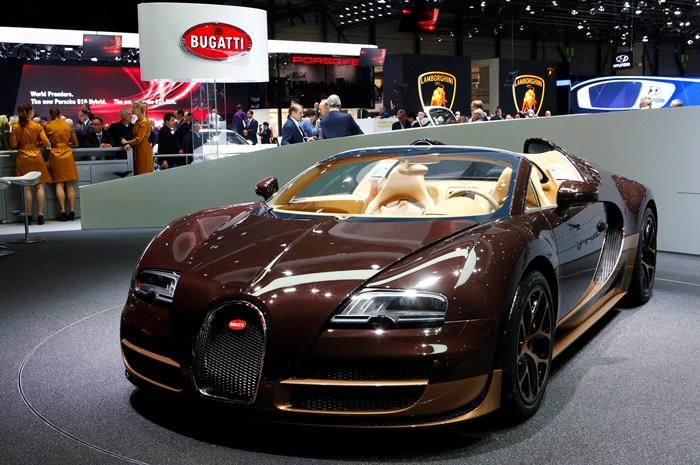 Η Bugatti σταματά να κυνηγά ρεκόρ ταχύτητας αφότου «έσπασε» το ρεκόρ των 480 χλμ/ώρα