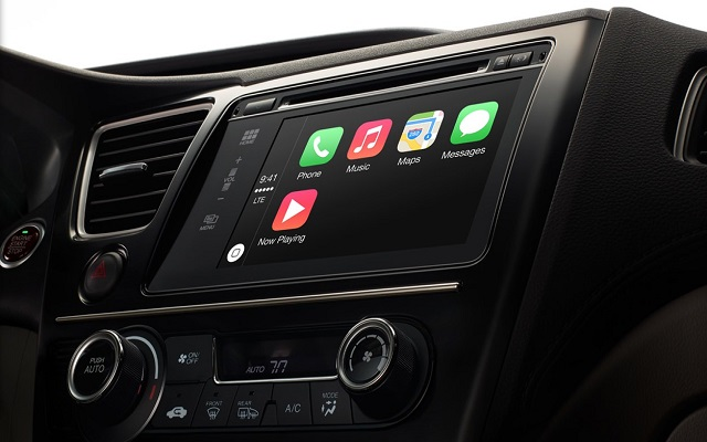 Έτοιμο το iOS της Apple για αυτοκίνητα
