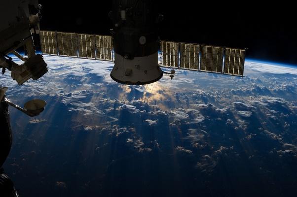 Δημοσιεύθηκε η πρώτη «διαστημική» selfie