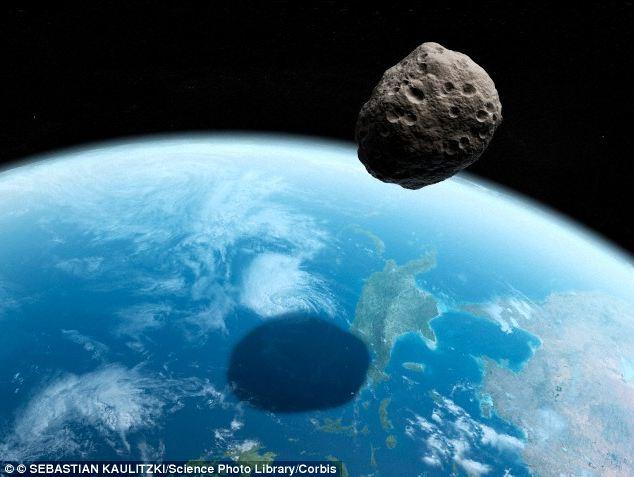 Βίντεο: «Ξυστά» από τη Γη πέρασε αστεροειδής