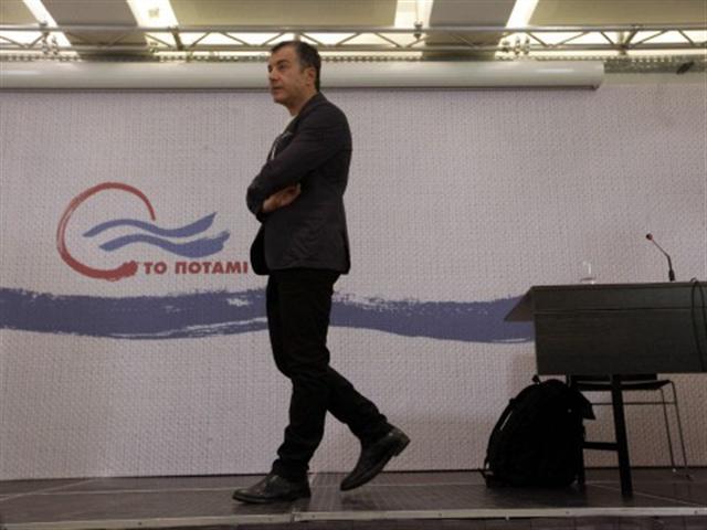 Τέταρτο κόμμα το «Ποτάμι» σε δημοσκόπηση