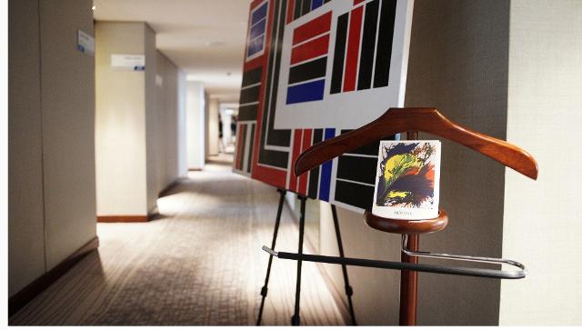 Τέχνη εκατομμυρίων σε ξενοδοχεία