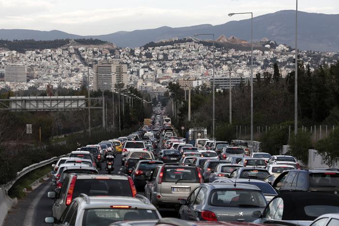 Αύξηση στις πωλήσεις των αυτοκινήτων τον Φεβρουάριο