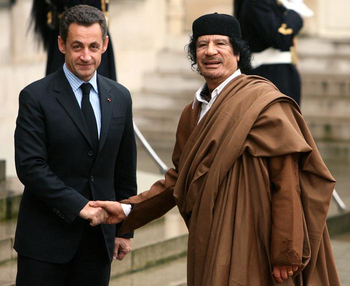 «Le Monde»: Υπό παρακολούθηση ο Σαρκοζί το 2013