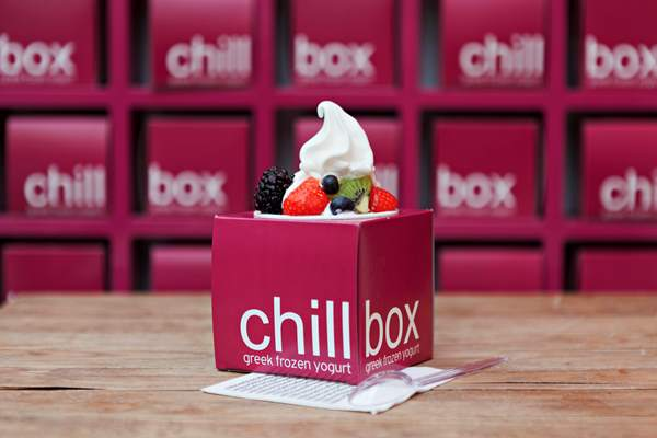 Chillbox: Ελληνικό παγωμένο γιαούρτι στη Νέα Υόρκη
